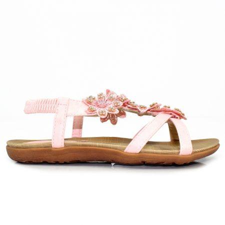 Lunar Kids Fiji Pink Sandals
