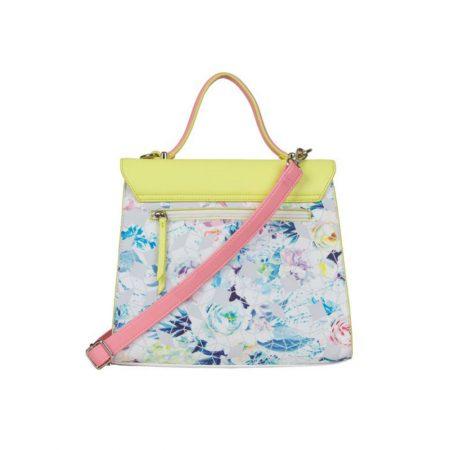 Bulaggi Floral Print Handbag