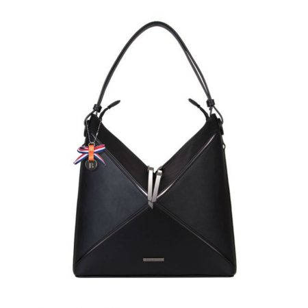 Bulaggi Black Shoulder Bag