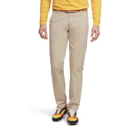 Meyer Camel Chino Trousers