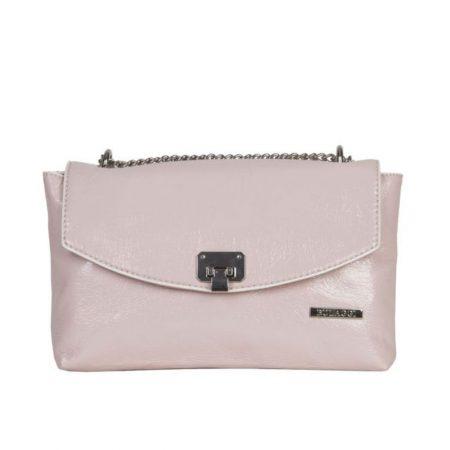 Bulaggi Pink Patent Handbag
