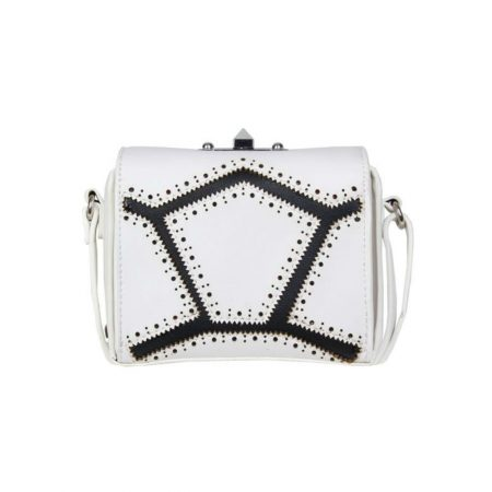 Bulaggi White Mini Handbag