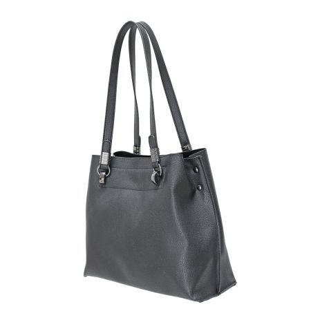 Envy Medium Black Handbag
