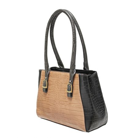 Envy Black Snake Bag