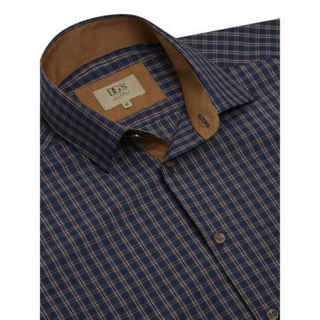 Drifter check casual shirt