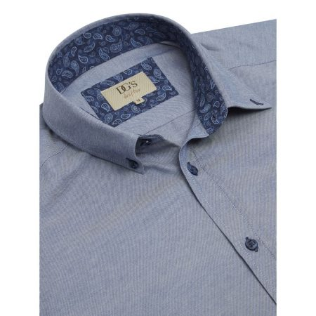 Drifter blue casual shirt