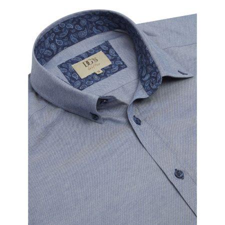 Drifter blue casual shirt