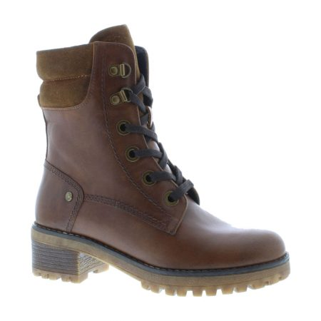 Adesso Tara Tan Leather Boots