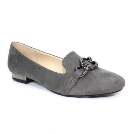 Lunar Carys Grey Shoes