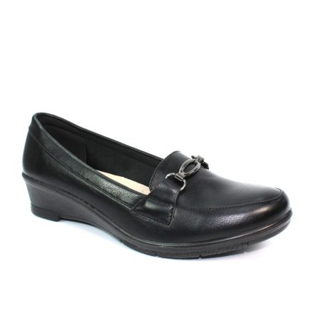 Lunar Etta Black Shoes