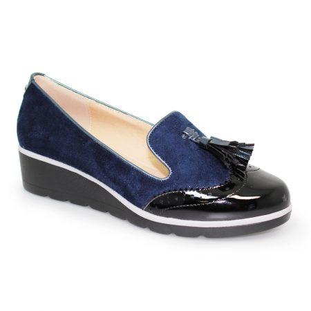 Lunar Karina Navy Shoes