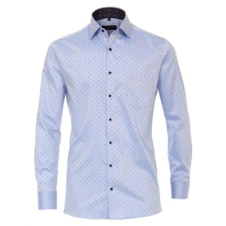 Casa Moda blue cotton shirt