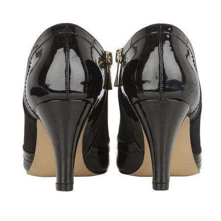 Lotus Skylar Black Shoe Boots