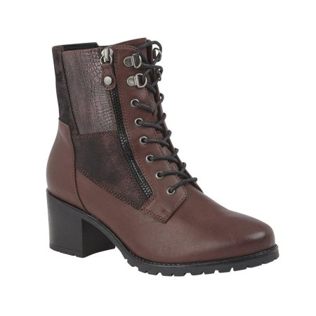 Lotus Relife Nala Bordo Boots