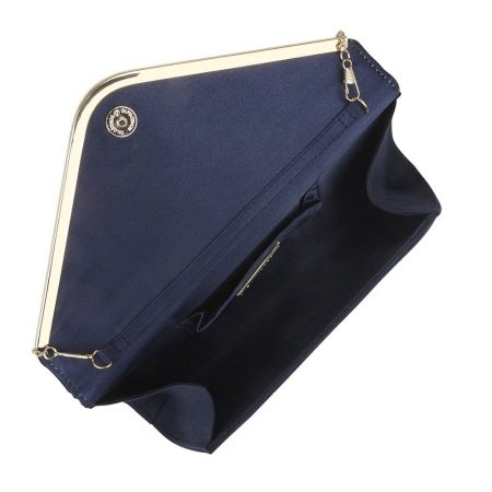 Lotus Sommerton Navy Clutch