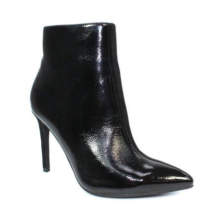 Lunar Talia Black Patent Boots