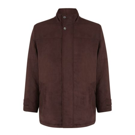 Wellington Bartley Burgundy Casual Jacket