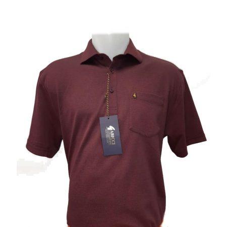 Gabicci Cabernet Cotton Sports Shirt