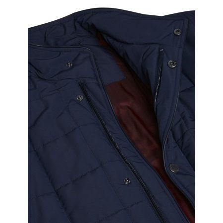 Douglas Kendrick Blue Casual Jacket