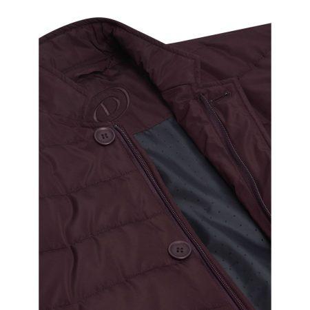 Douglas Larson Burgundy Casual Jacket