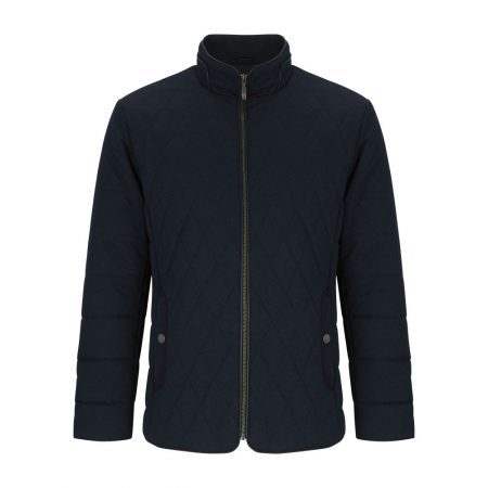 Douglas Hardy Navy Casual Jacket