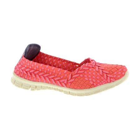 Adesso Lolly Coral Comfort Shoes
