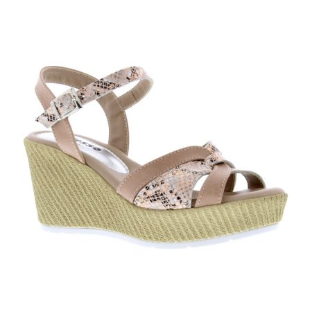 Adesso Sinead Rose Wedge Sandals