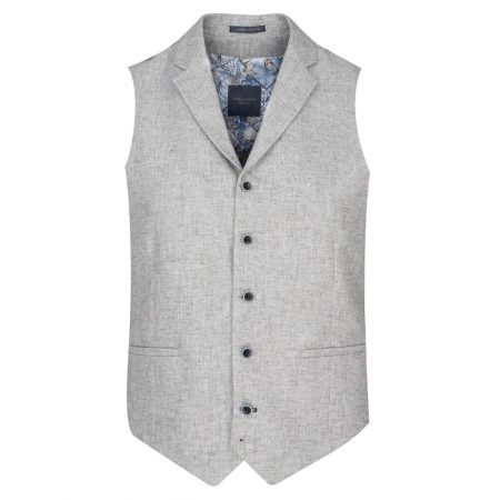 Guide London Grey Waistcoat