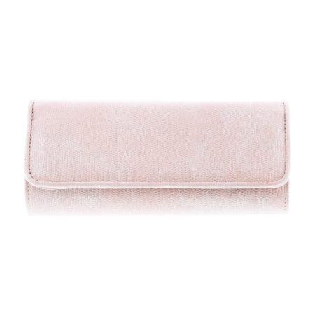 Capollini Catherine Blush Pink Evening Bag