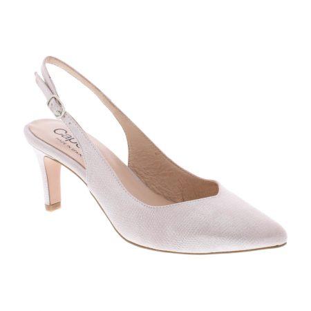 Capollini Catherine Blush Pink Heels