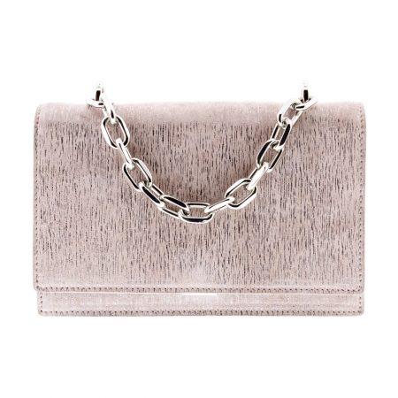 Capollini Eloise Dusky Pink Evening Bag