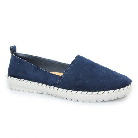 Lunar Bliss Navy Espadrille Shoes