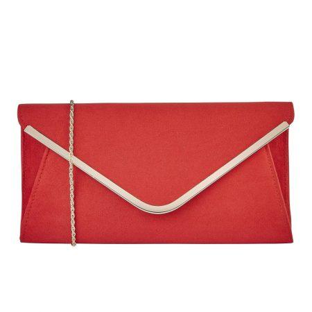 Lotus Sommerton Red Evening Bag