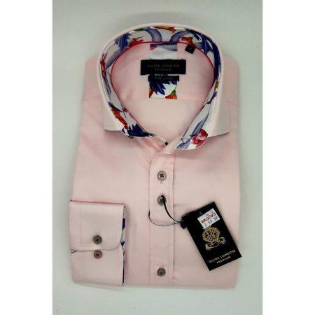 Guide London pink shirt