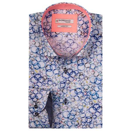 Giordano bubble shirt