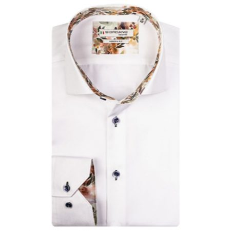 Giordano shirt with nice trim