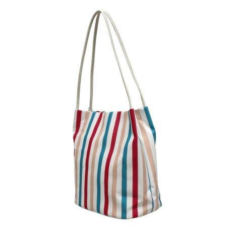 Envy Multi Colour Striped Bag