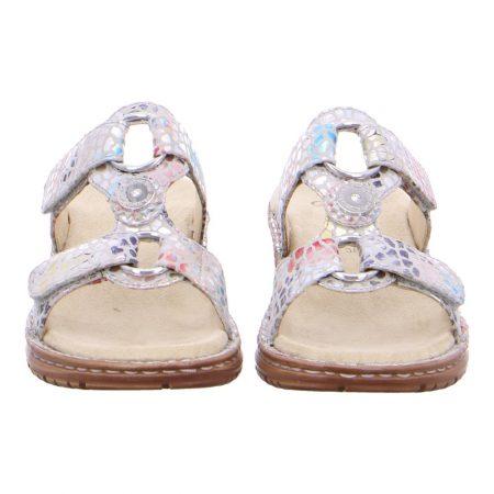 Ara Hawaii Multi Colour Flat Sandals