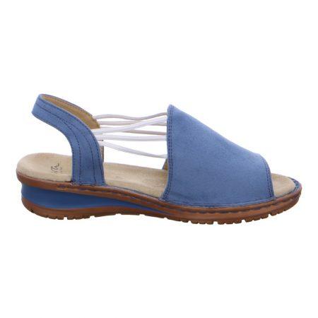 Ara Hawaii Sky Blue Flat Sandals
