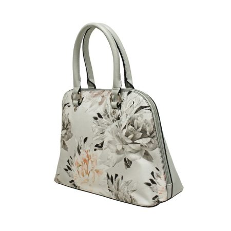 Envy Blush Pink Floral Handbag