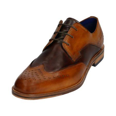 Bugatti tan shoes