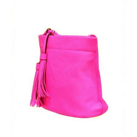 Envy Fuchsia Pink Shoulder Bag