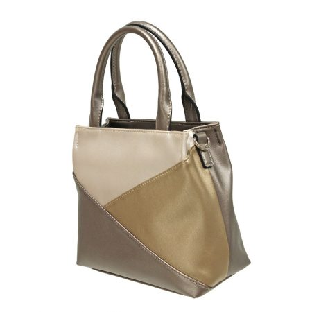 Envy Metallic Shades Small Handbag