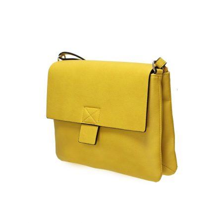 Envy Mustard Yellow Small Shoulder Bag