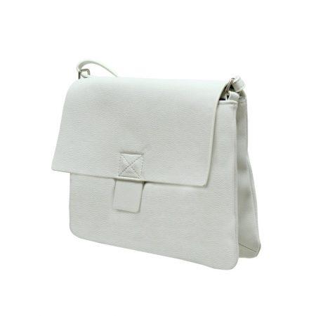 Envy White Small Shoulder Bag