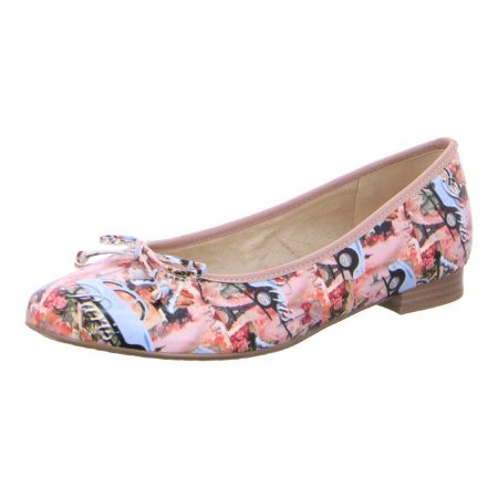Ara Pisa Pastel French Print Shoes
