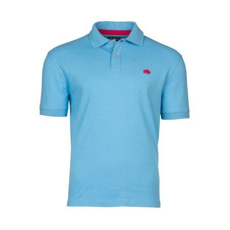 Raging Bull Blue Signature Polo Shirt