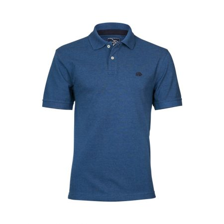 Raging Bull Denim Signature Polo Shirt-S1418/83