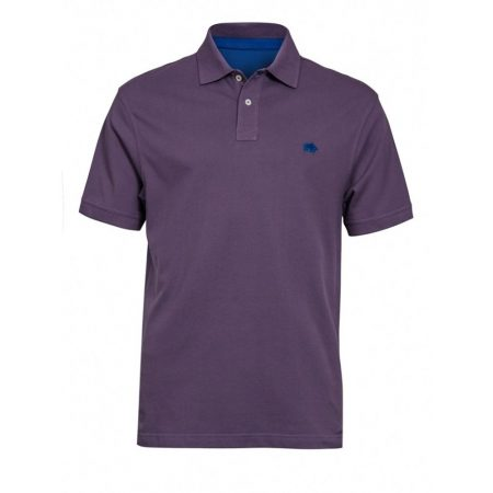 Raging Bull Purple Signature Polo Shirt