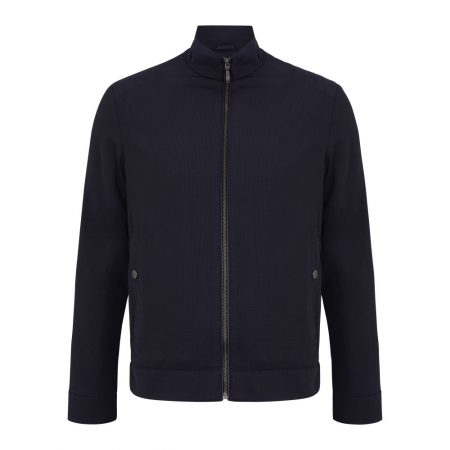Douglas Delmar Navy Casual Jacket